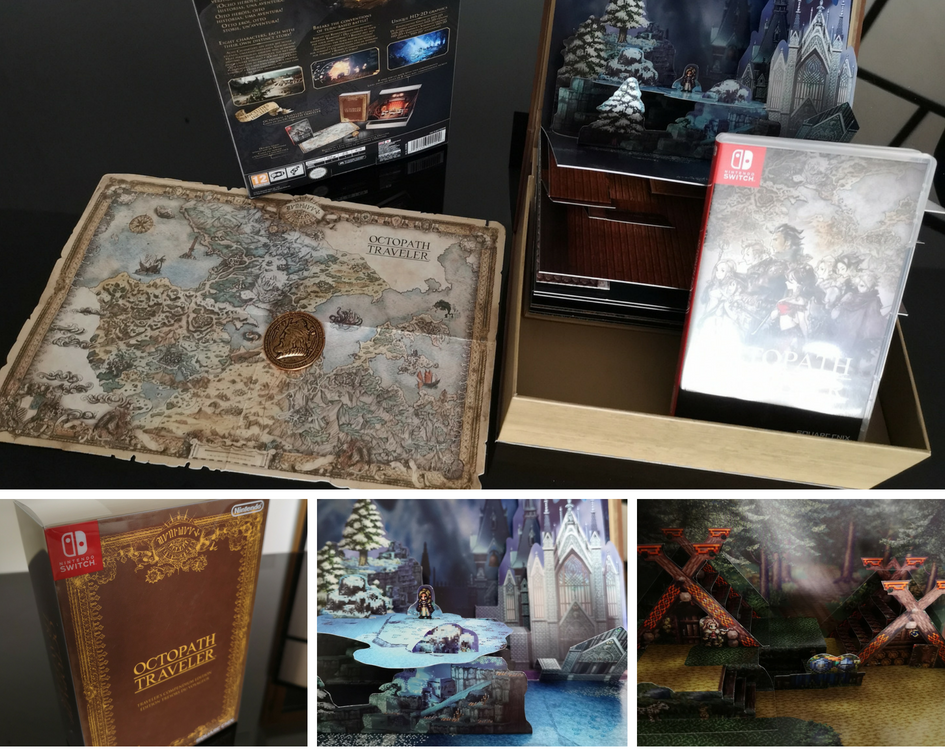 Octopath traveler Guadeloupe Actu Collector